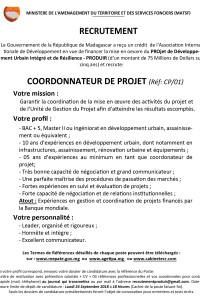 1.COORDONNATEUR CP01