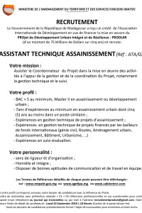 2.ASSISTANT TECHNIQUE ASSAINISSEMENT ATA02