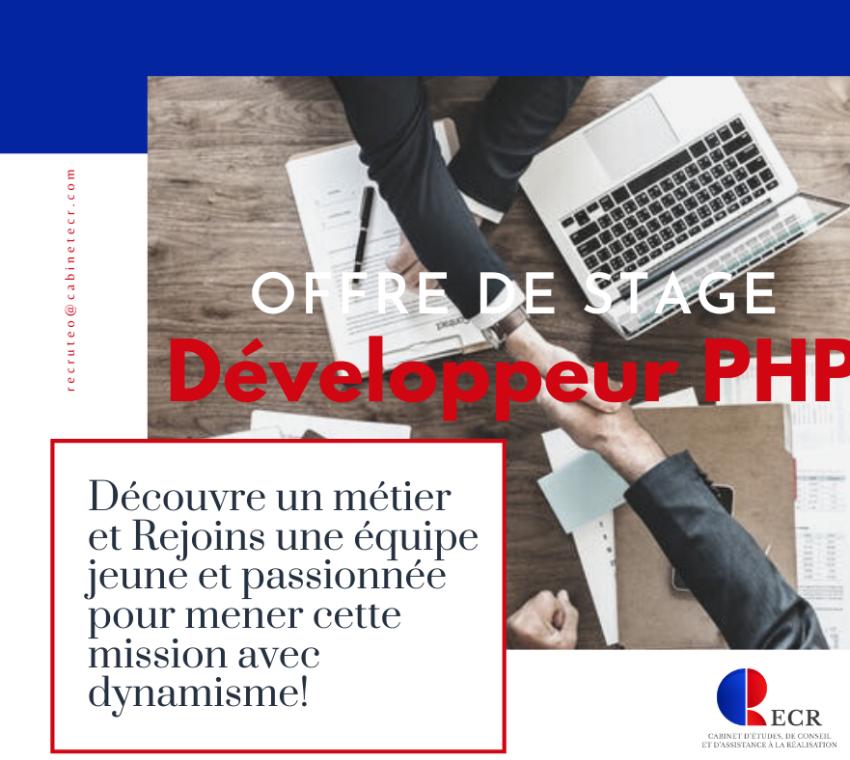 Stage Dev PHP